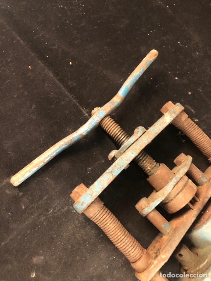 Antigüedades: Máquina para perforar - Foto 3 - 199498071