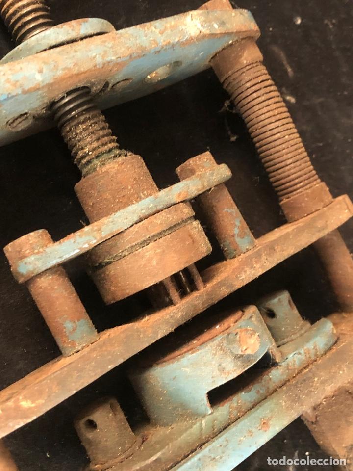 Antigüedades: Máquina para perforar - Foto 4 - 199498071