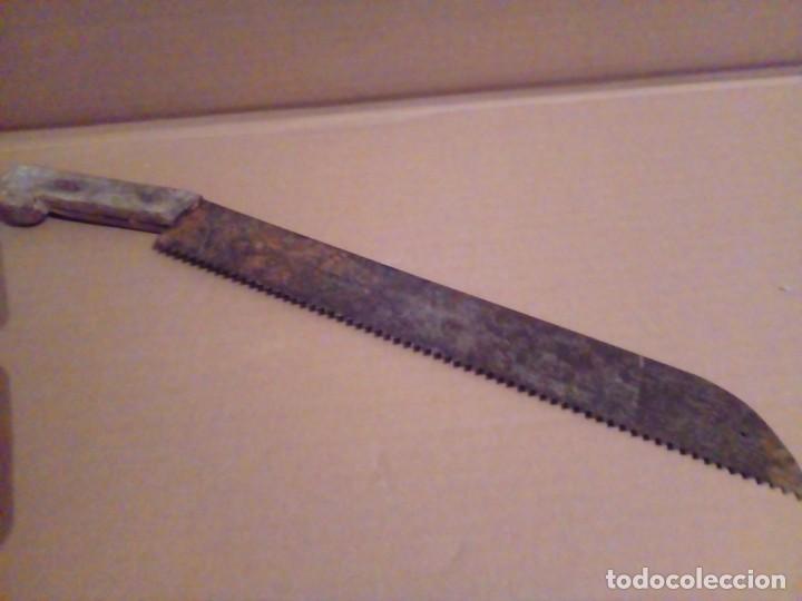 ANTIGUA SIERRA (Antigüedades - Técnicas - Herramientas Profesionales - Carpintería )