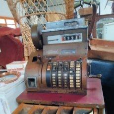 Antigüedades: CAJA REGISTRADORA. Lote 199524341