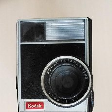 Antigüedades: KODAK 8 MOVIE CAMERA F/1.9 · MADE IN ENGLAND. Lote 199582238
