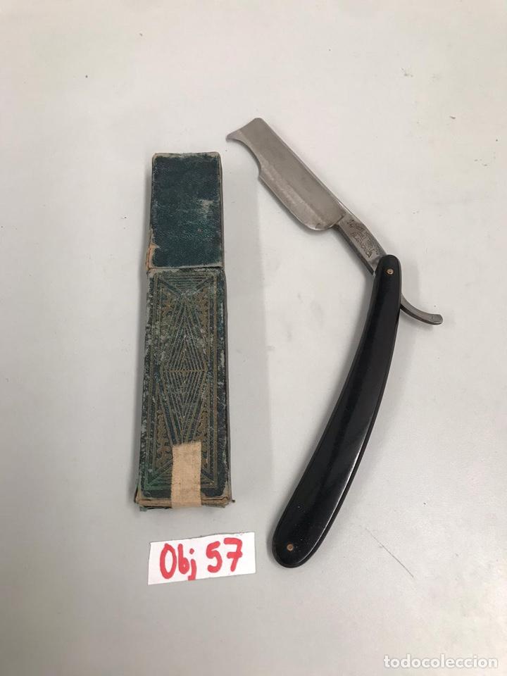 JOSÉ MONSERRAT FILARMÓNICA (Antigüedades - Técnicas - Barbería - Navajas Antiguas)