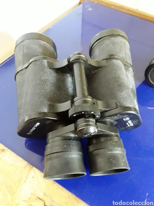 Antigüedades: Lote de 4 prismáticos - Foto 3 - 199707176