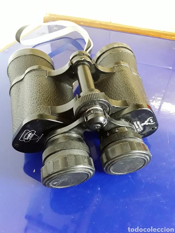 Antigüedades: Lote de 4 prismáticos - Foto 5 - 199707176