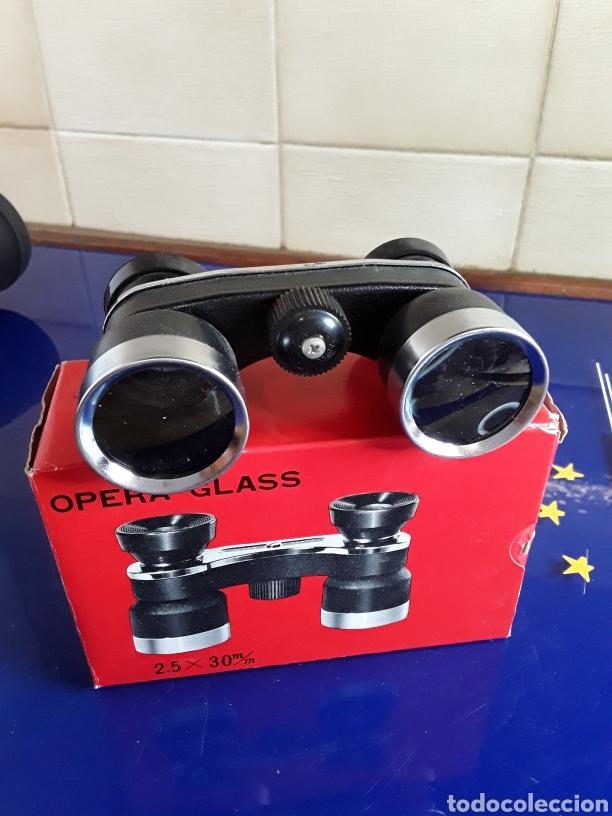 Antigüedades: Lote de 4 prismáticos - Foto 8 - 199707176
