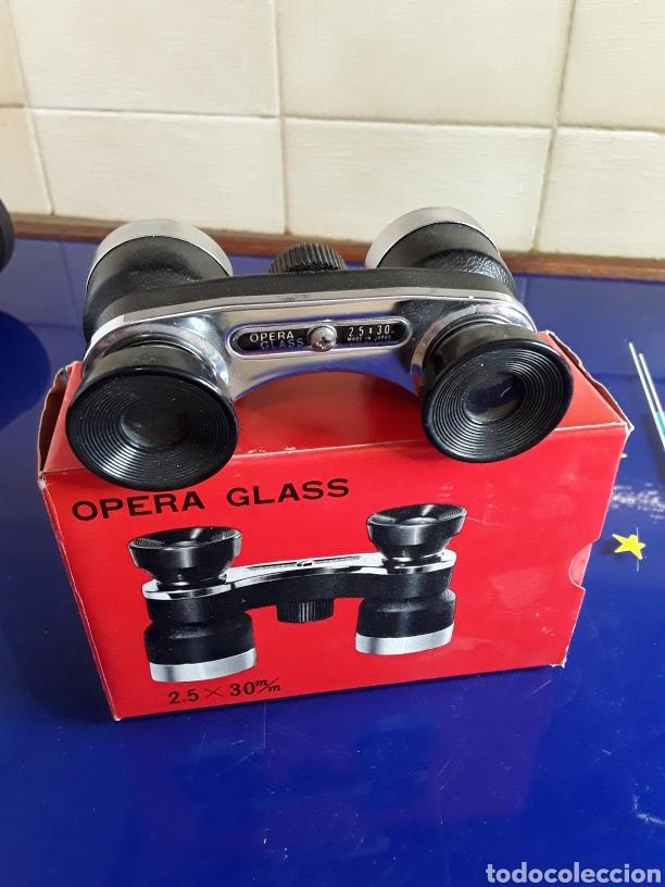 Antigüedades: Lote de 4 prismáticos - Foto 9 - 199707176