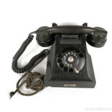 Teléfonos: TELÉFONO DE BAQUELITA. Lote 199951510