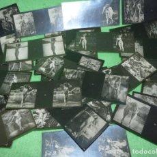 Antigüedades: RARO LOTE VISOR ESTEREOSCOPICO Y 34 FOTOGRAFIA EROTICA DESNUDO FEMENINO PRINCIPIOS XX. Lote 200030833