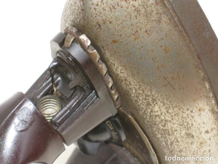 Antigüedades: Lote de 5 planchas electricas antiguas. Ver descripcion. - Foto 14 - 200066668