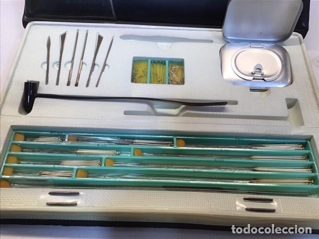 Antigüedades: Caja de acupuntura - Foto 3 - 200157202