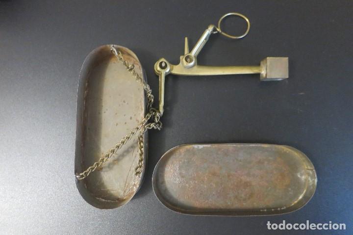 Antigüedades: romanita Pesa Garbanzos - Foto 3 - 200276182