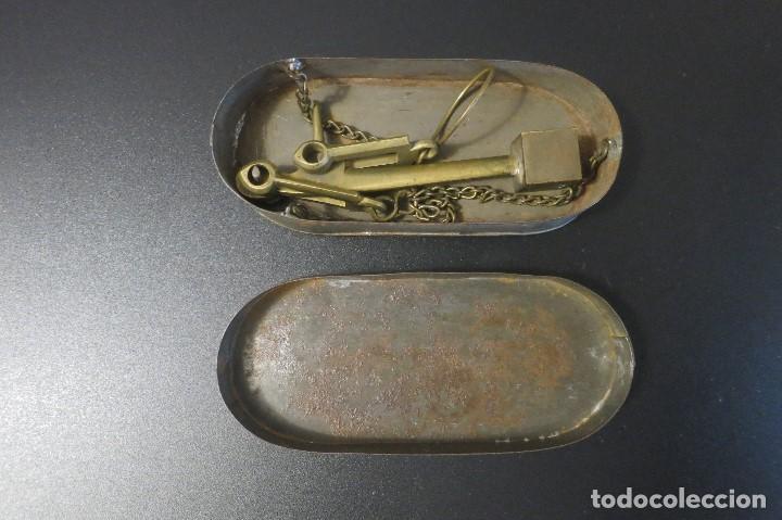 Antigüedades: romanita Pesa Garbanzos - Foto 4 - 200276182