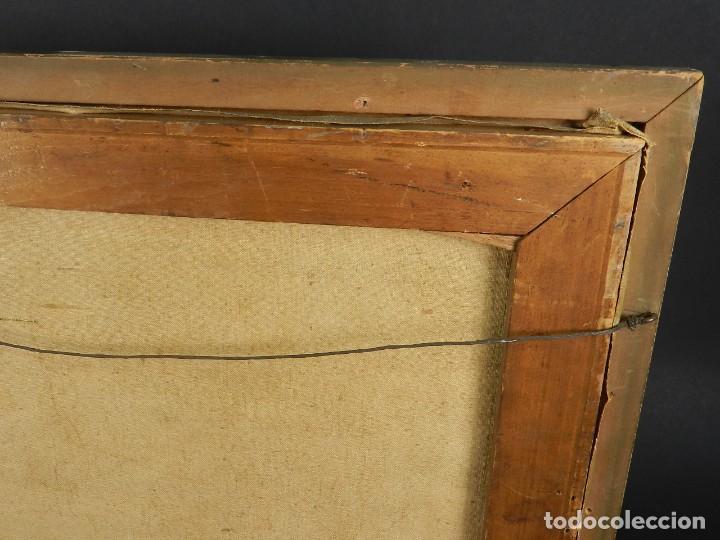 Antigüedades: PINTURA FABRICA DE LA MAQUINA DE ESCRIBIR CORONA TYPEWRITER Cº SCHREIBMASCHINE - Foto 19 - 200328260