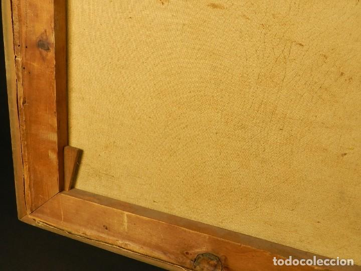 Antigüedades: PINTURA FABRICA DE LA MAQUINA DE ESCRIBIR CORONA TYPEWRITER Cº SCHREIBMASCHINE - Foto 20 - 200328260