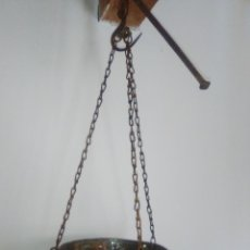 Antigüedades: BALANZA ROMANA. Lote 200555622