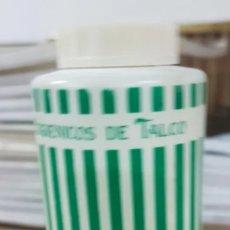 Antigüedades: POLVOS DE TALCO CALBER. Lote 201168485