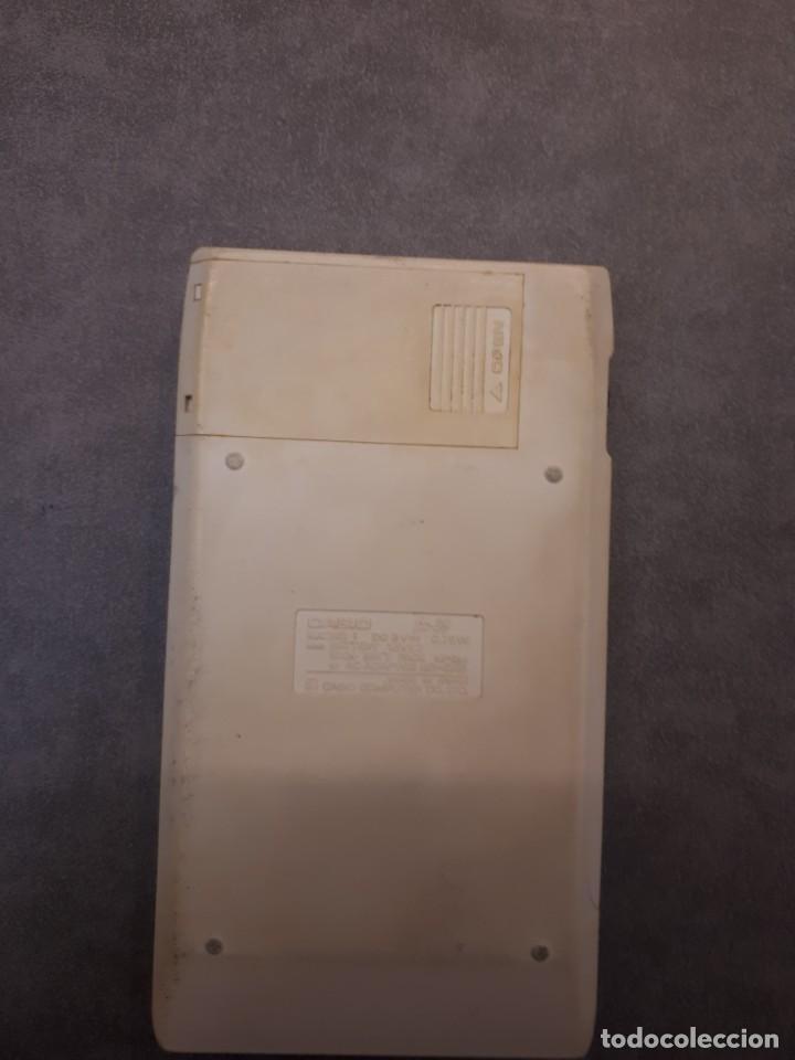 Antigüedades: Casio Fx 39 - Foto 4 - 201198950
