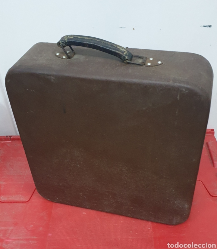 Antigüedades: MAQUINA DE ESCRIBIR PATRIA - Foto 2 - 201205453