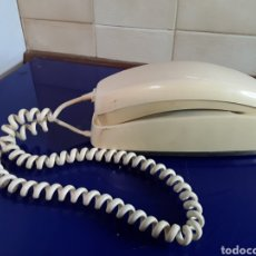 Teléfonos: TELÉFONO DE GÓNDOLA AÑOS 70 EN COLOR CREMA. Lote 201235913
