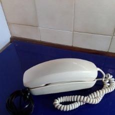 Teléfonos: TELÉFONO DE GÓNDOLA AÑOS 70 EN COLOR CREMA. Lote 201236370