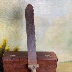 Antigüedades: HERRAMIENTA EN FORJA . Lote 201325540