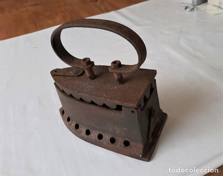 Antigüedades: ANTIGUA PLANTA DE CARBON - Foto 3 - 201367882