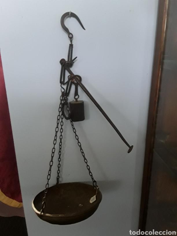 ROMANA ANTIGUA (Antigüedades - Técnicas - Medidas de Peso - Romanas Antiguas)