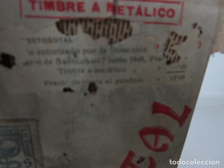 Antigüedades: Medicamento - Pectosotal - Laboratorio Farmacéutico J. P Palá - Medicamento Respiratorio - 1922 - Foto 16 - 201586925
