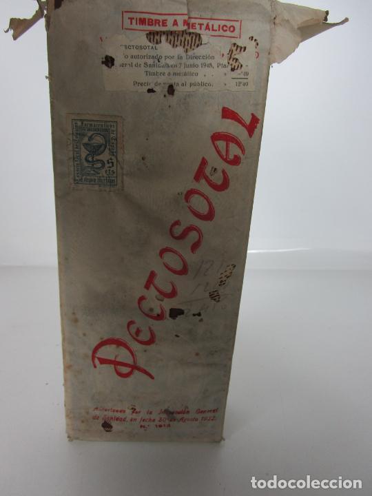 Antigüedades: Medicamento - Pectosotal - Laboratorio Farmacéutico J. P Palá - Medicamento Respiratorio - 1922 - Foto 17 - 201586925
