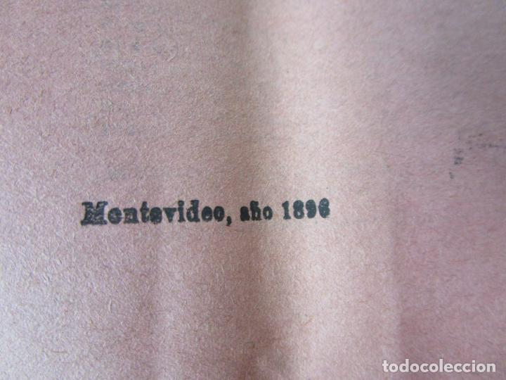 Antigüedades: Medicamento Tónico Nutritivo - Carne Liquida - Villemur y Valdés Garcia - Uruguay - Nuevo - 1896 - Foto 9 - 201644541