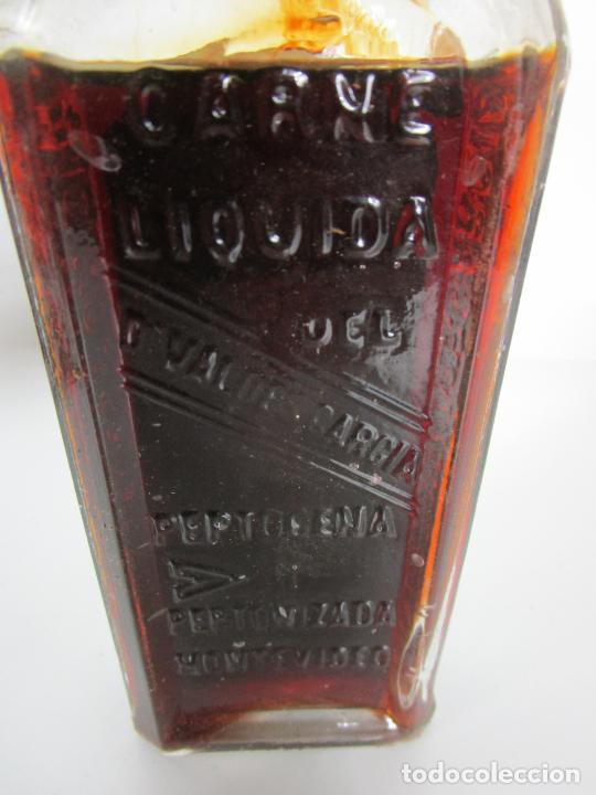 Antigüedades: Medicamento Tónico Nutritivo - Carne Liquida - Villemur y Valdés Garcia - Uruguay - Nuevo - 1896 - Foto 15 - 201644541