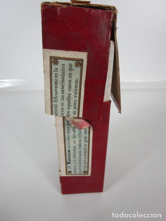 Antigüedades: Medicamento Tónico Nutritivo - Carne Liquida - Villemur y Valdés Garcia - Uruguay - Nuevo - 1896 - Foto 19 - 201644541