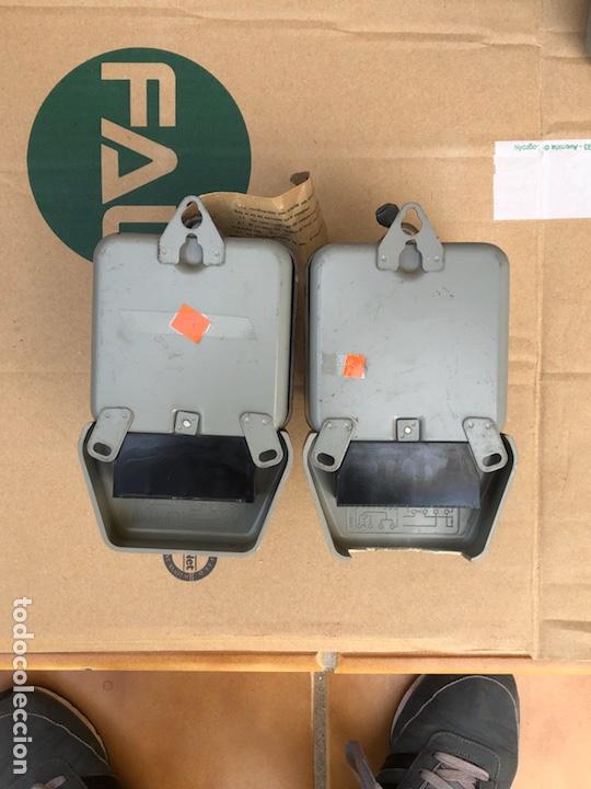 Antigüedades: Lote de 2 contadores de luz - Foto 6 - 201646445