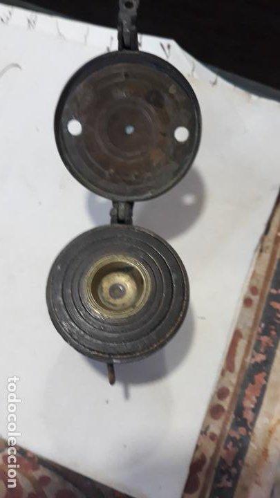 PONDERAL DE VASOS SIGLO XVIII (Antigüedades - Técnicas - Medidas de Peso - Ponderales Antiguos)