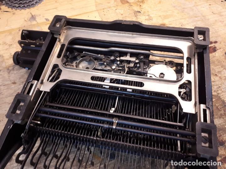 Antigüedades: Máquina escribir Remington. Sin teclas. - Foto 8 - 201686398
