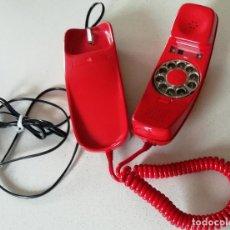 Teléfonos: LOTE TELEFONOS GONDOLA (2) Y SOBREMESA (2). Lote 201727061