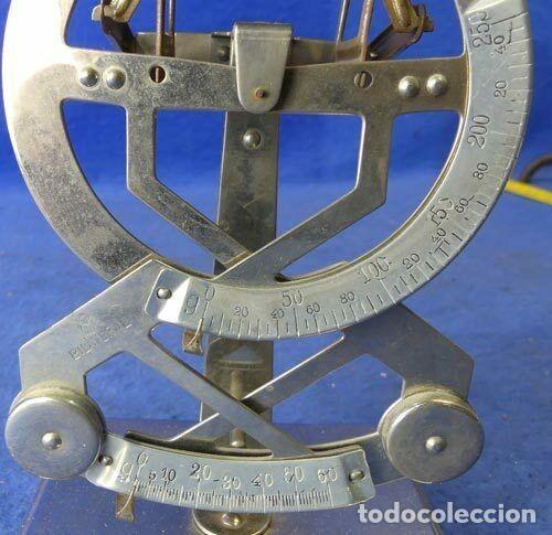 Antigüedades: ref.A16 BASCULA BILATERAL HASTA 250GRAMOS FUNCIONAL - Foto 6 - 201749800