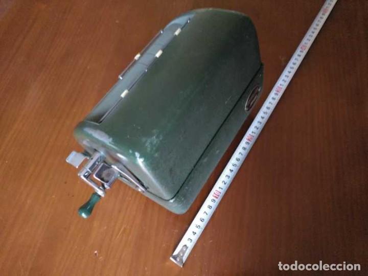 Antigüedades: CALCULADORA FACIT NTK DE 1954 ESTA BLOQUEADA CALCULATOR RECHENMASCHINE - Foto 32 - 201972675