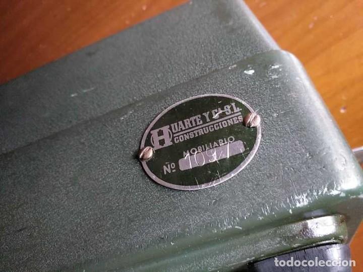 Antigüedades: CALCULADORA FACIT NTK DE 1954 ESTA BLOQUEADA CALCULATOR RECHENMASCHINE - Foto 70 - 201972675