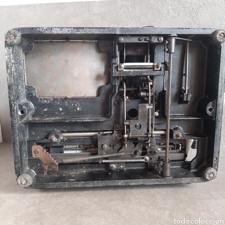 Antigüedades: Antigua Máquina de Escribir Ready / Tipo Mignon / p.p. 1900 - Foto 6 - 192368345
