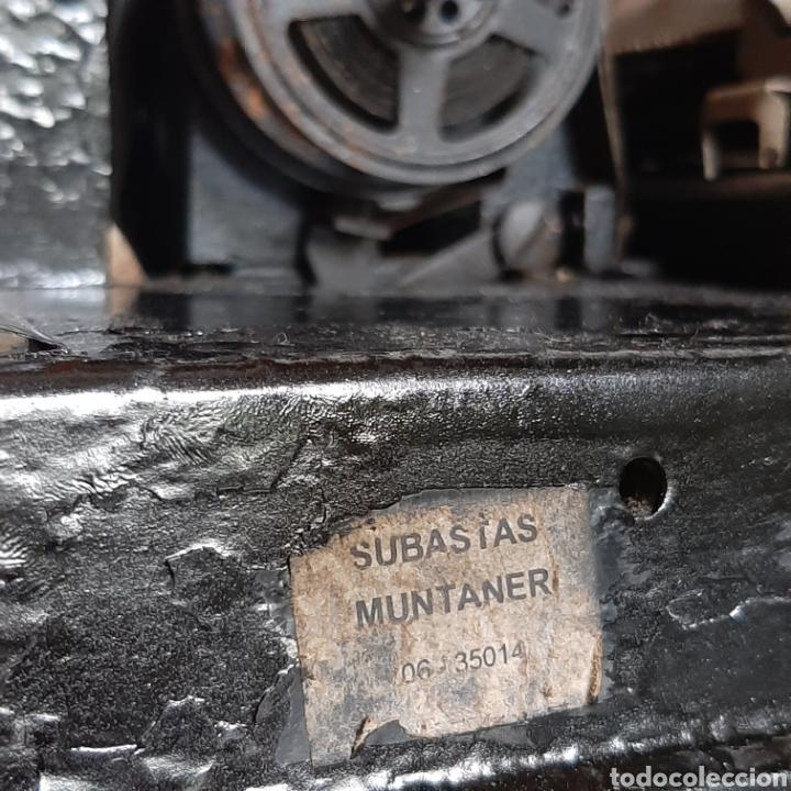 Antigüedades: Antigua Máquina de Escribir Ready / Tipo Mignon / p.p. 1900 - Foto 7 - 192368345