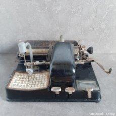 Antigüedades: ANTIGUA MÁQUINA DE ESCRIBIR READY / TIPO MIGNON / P.P. 1900. Lote 192368345