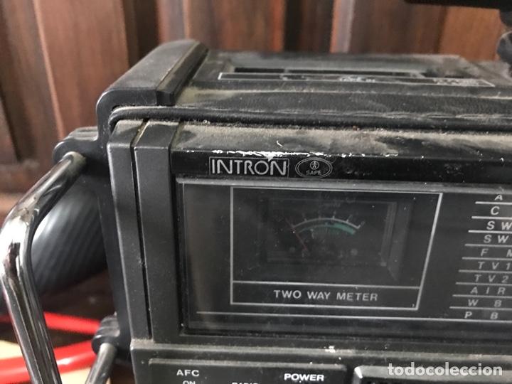 Antigüedades: Radio intrón antigua - Foto 3 - 202252782