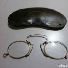 Antigüedades: ANTIGUAS GAFAS SIGLO XIX. Lote 202391331