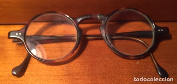 ANTIGUAS GAFAS (Antigüedades - Técnicas - Instrumentos Ópticos - Gafas Antiguas)