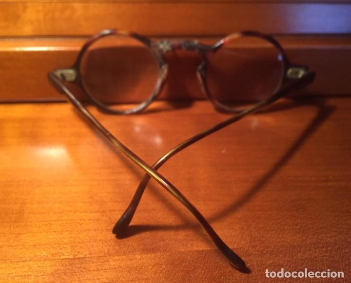 Antigüedades: Antiguas gafas - Foto 2 - 202417351