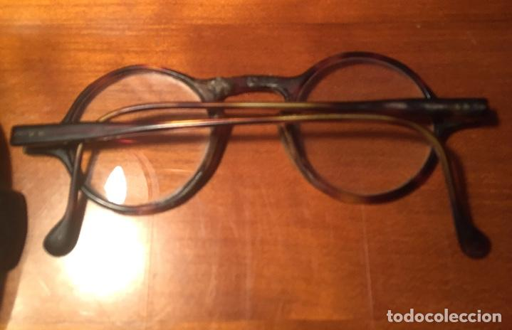 Antigüedades: Antiguas gafas - Foto 3 - 202417351