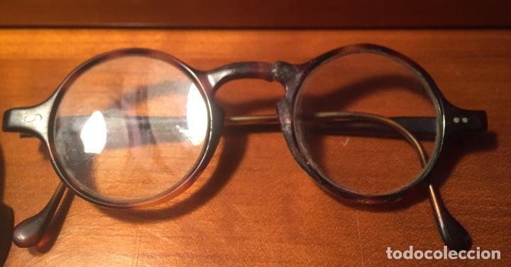 Antigüedades: Antiguas gafas - Foto 6 - 202417351