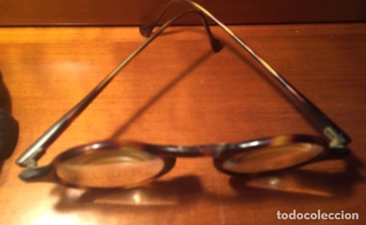 Antigüedades: Antiguas gafas - Foto 8 - 202417351