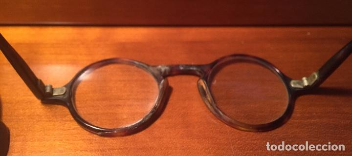 Antigüedades: Antiguas gafas - Foto 9 - 202417351